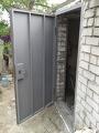 Металлические двери в подсобное помещение в Днепропетровске