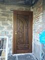 Двери металлические и художественная фрезеровка