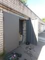 Ворота гаражные под заказ в Днепре