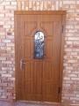 Изготовление дверей для частного дома