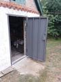 Двери в подсобное помещение под заказ