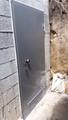 Двери в подвальное помещение