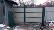 Ворота под заказ в Днепре