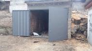 Изготовление гаражных ворот под заказ в Днепре