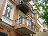 Балконные перила и козырек в Днепропетровске
