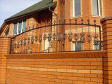 Декоративный забор в Днепропетровске