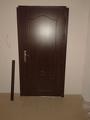 Входные бронированные двери обшивка МДФ