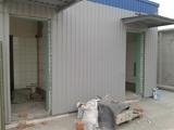 Входные бронированные двери для подсобного помещения