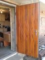 Входные бронированные двери для частного дома в Днепропетровске