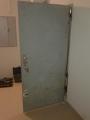 Входные бронированные двери до обшивки