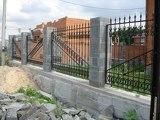 Забор и полимерная ковка