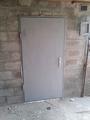 Металлическая дверь в частный сектор