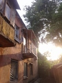 Металлоконструкция балкона