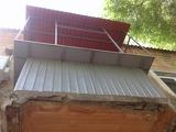 Конструкция старого балкона