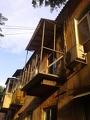 Изготовление и установка балкона с выносом