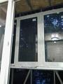 Окна в металлическую конструкцию