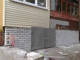 Изготовление балконной кладовки в Днепропетровске