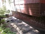 Кладовка под балконом