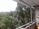 Разварка балкона