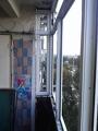 Металлпластиковый балкон в Днепропетровске