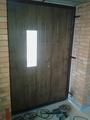 Дверь бронированная полуторная