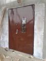 Дверь бронированная полуторная в Днепропетровске