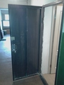 Дверь до обшивки МДФ панелями