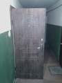 Обшивка двери  МДФ панелями