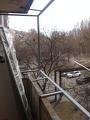 Выварка балкона с выносом