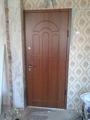 Бронированная дверь и МДФ с двух сторон