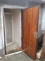 Двери бронированные с обшивкой
