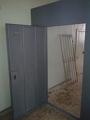 Металлическая перегородка в коридор