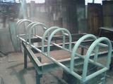 Изготовление велопарковки на Миронова 15