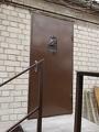 Двери металлические со стеклопакетом в Днепропетровске