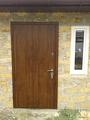 Винорит 16 мм на бронированной двери