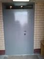 Подъездная дверь в Днепропетровске