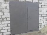Изготовление ворот гаражных в Днепропетровске