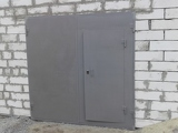 Ворота гаражные в Днепропетровске