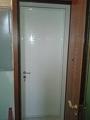 Брони двери в белом глянце в Днепропетровске