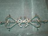 Решетка на дверной стеклопакет