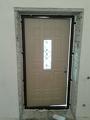 Бронированные двери с решёткой в Днепропетровске