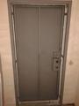 Изготовление металлических дверей в промышленное здание