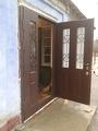 Установка бронированных дверей в частный дом