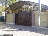 Изготовление ворот в Днепре